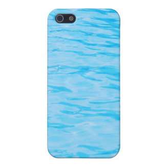 Blue Water Ripples iPhone 5 Cases