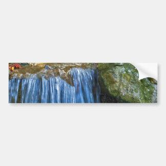 Blue Water Spring Bumper Sticker