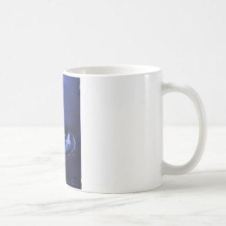 Blue Water Stop Action Spash Coffee Mug