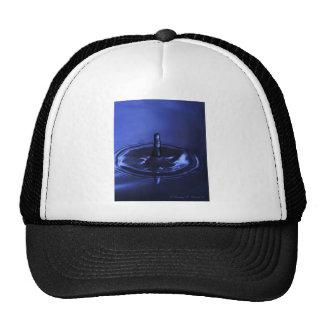 Blue Water Stop Action Spash Trucker Hat