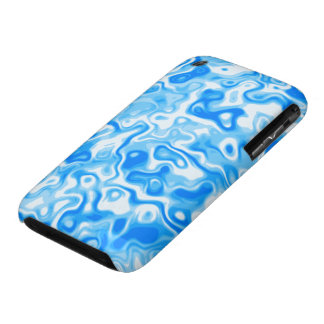 Blue Water texture iPhone 3 Cover