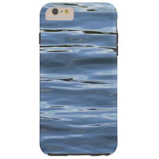 Blue water tough iPhone 6 plus case