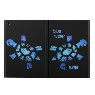 Blue Water Turtle Cover For iPad Air