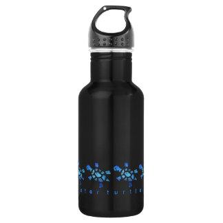 Blue Water Turtle Friend 32oz Water Bottle