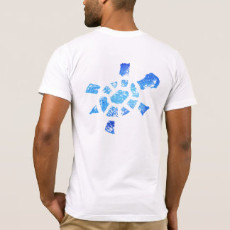 Blue Water Turtle T-Shirt