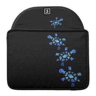 "Blue Water Turtles 13"" Sleeve For MacBook Pro"