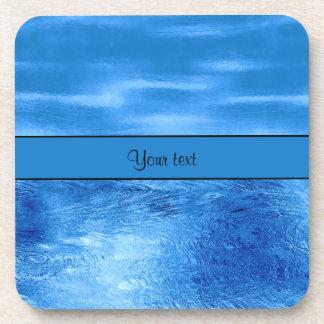 Blue Waters Beverage Coaster