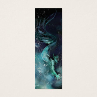 Blue Waters bookmark Mini Business Card