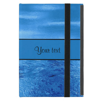 Blue Waters Cover For iPad Mini