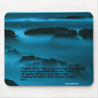 Blue Waters Mousepad