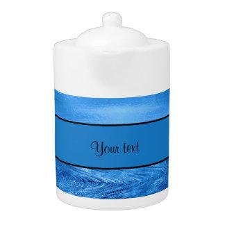 Blue Waters Teapot