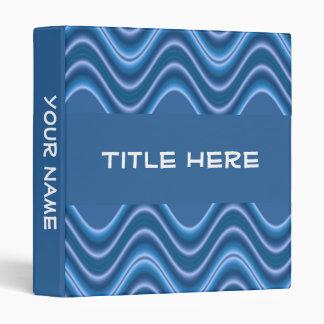 blue wave 3 ring binders