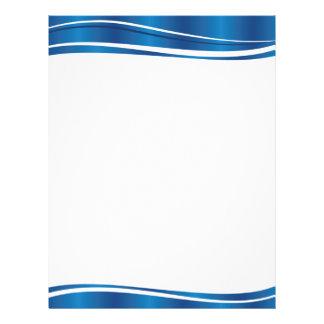 Blue Wave Letterhead