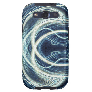 Blue Wave Samsung Galaxy S3 Cover