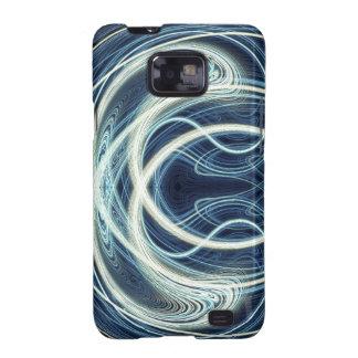 Blue Wave Samsung Galaxy SII Case