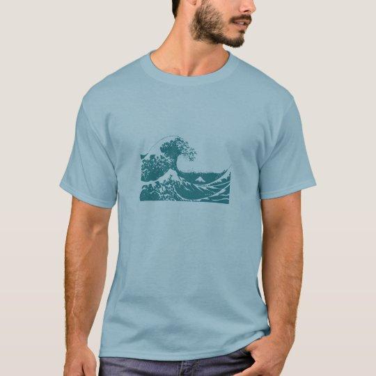 Blue Wave Shirt