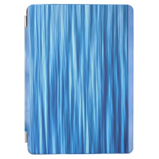 Blue waves abstract iPad Smart Cover