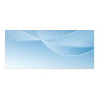 Blue Waves Card