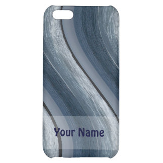 Blue Waves Iphone Case Case For iPhone 5C