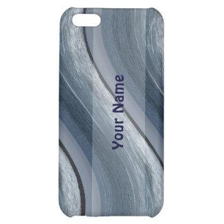 Blue Waves Iphone Case iPhone 5C Case