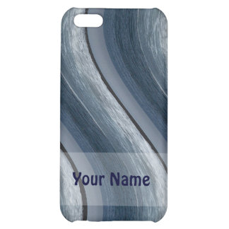 Blue Waves Iphone Case iPhone 5C Cover