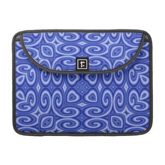 Blue Waves MacBook Pro Sleeves