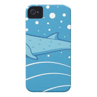 Blue Whale Case-Mate iPhone 4 Case