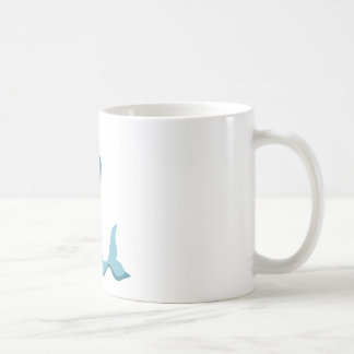 blue whale coffee mug