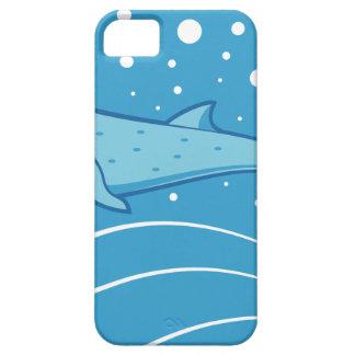 Blue Whale iPhone SE/5/5s Case