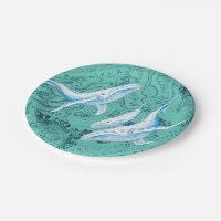 Nautical Map Plates Zazzle