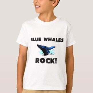 Blue Whales Rock T-Shirt