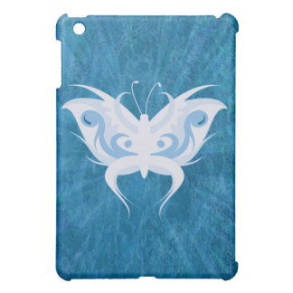 Blue White Butterfly iPad Speck Case iPad Mini Case