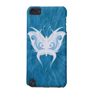 Blue White Butterfly iPod Speck Case iPod Touch (5th Generation) Cover