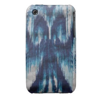 Blue & White Design iPhone 3G/3Gs, Barely There iPhone 3 Case-Mate Cases