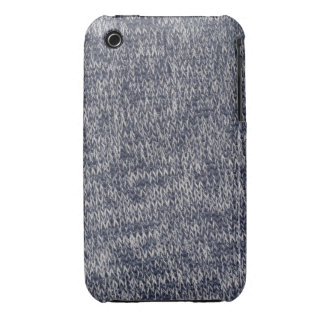Blue & White Design iPhone 3G/3Gs, Barely There iPhone 3 Cases