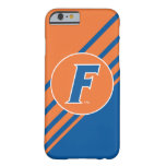 Blue & White Florida F Logo Barely There iPhone 6 Case