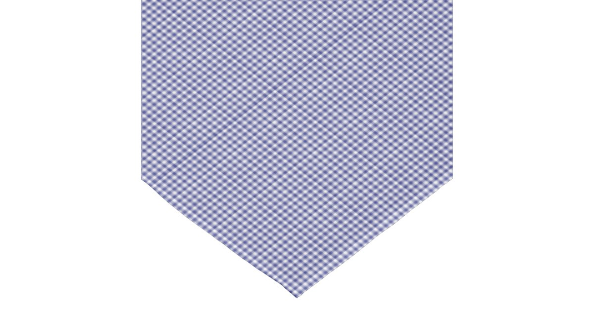 Blue White Gingham 52 X 70 COTTON TABLE CLOTH Tablecloth