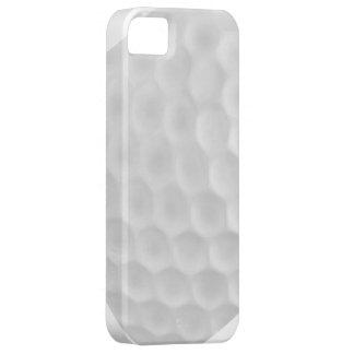 Blue White Golf Ball Iphone 5 Case