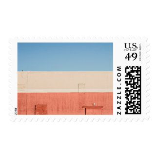 Blue White Red Postage