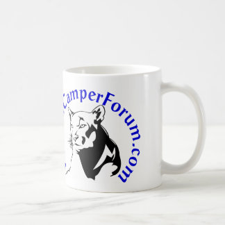 Blue Wildcat Forum Coffee Mug