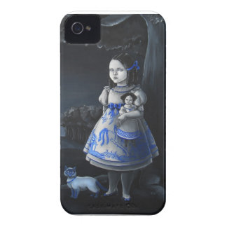 Blue Willow iPhone 4 Case-Mate Case
