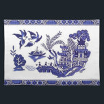"Blue Willow China Design Cloth Placemat<br><div class=""desc"">More great items in my store!</div>"