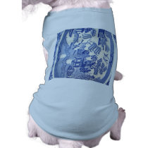 Blue Willow Doggie Wear: Make Your  Dog Proud Tee