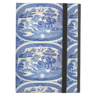 Blue Willow Pattern I Pad Air Case no Kick Cover For iPad Air