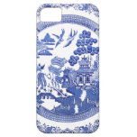 Blue Willow pattern iPhone 5 Cover