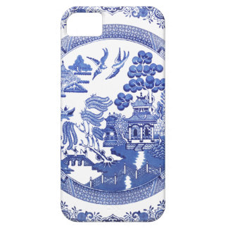 Blue Willow pattern iPhone SE/5/5s Case