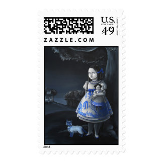 Blue Willow Stamps