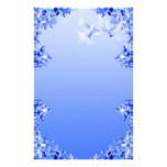 """""""Blue Willow World"""" 16 Personalized Stationery"""