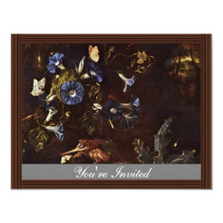 Blue Winds Toads And Insects By Schrieck Otto Mars Invites