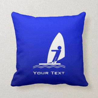 Blue Windsurfing Pillows